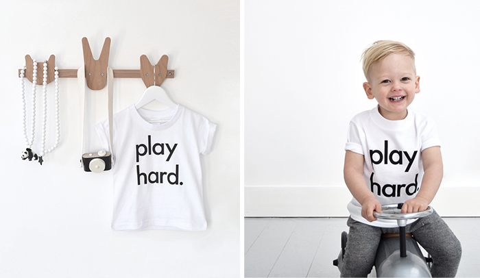 Nor-Folk, Play Hard Tee