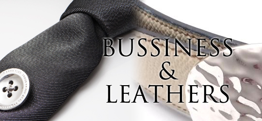 BUSSINESS AND LEATHERS
