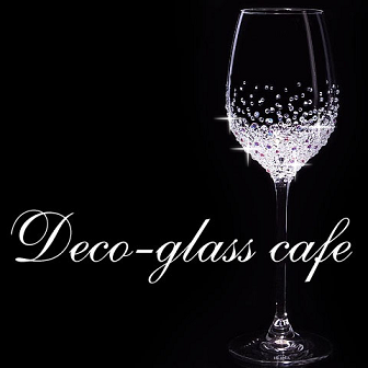 Deco−glass cafe