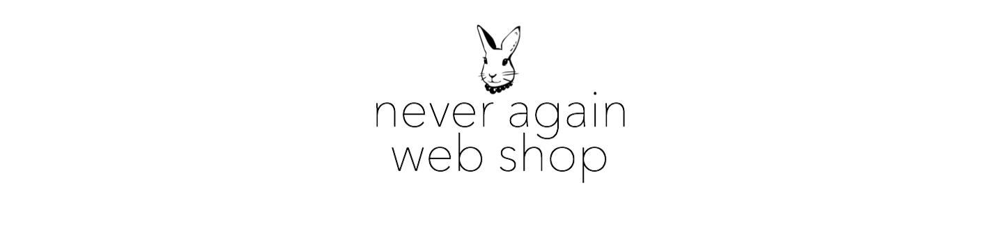 never again WEBSHOP comcomHOUSE〜カムカムハウス〜