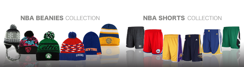 NBA BEANIES&SHORTS COLLECTION