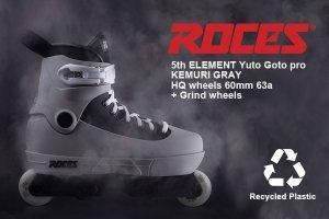 ROCES 5th YG Gray