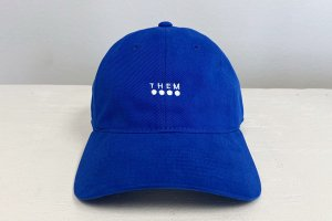 DAD Cap BLUE <img class='new_mark_img2' src='https://img.shop-pro.jp/img/new/icons57.gif' style='border:none;display:inline;margin:0px;padding:0px;width:auto;' />