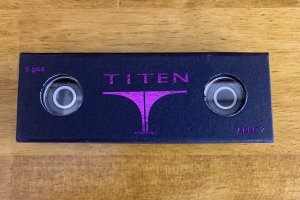 TITEN ABEC 7 Bearings <img class='new_mark_img2' src='https://img.shop-pro.jp/img/new/icons1.gif' style='border:none;display:inline;margin:0px;padding:0px;width:auto;' />