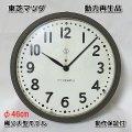 東京芝浦大型マツダ時計