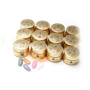 [ PROP GEL プロップ カラージェル 12色セット ]/UV/ LED 対応/マット/ネイリスト用/化粧品登録済み/有機溶剤不使用/100%純国産/日本製