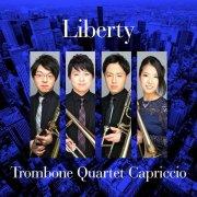 Trombone Quartet Capriccio : Liberty