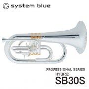 システムブルー : マーチング ハイブリッド・ユーフォニアム SB30 (プロフェッショナル シリーズ)