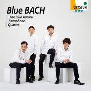 CD ブルーオーロラ サクソフォン・カルテット : Blue BACH