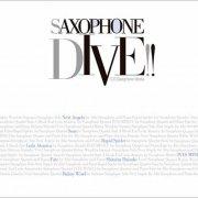 CD ヴィーヴ!サクソフォーン・クヮルテット : サクソフォーン・ダイヴ!! 清水大輔サクソフォーン作品集