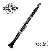 セルマー・パリ : B♭クラリネット レシタル