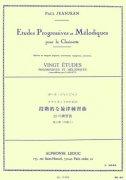 ジャンジャン : 段階的、旋律的練習曲 第3巻
