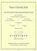 シャルリエ : 36の超絶技巧練習曲