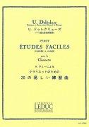 ドゥレクリューズ : 20の易しい練習曲