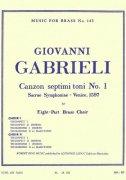 ガブリエリ : 第7旋法のカンツォン 第1番