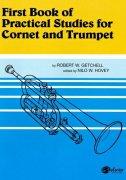 ゲッチェル : トランペットの為の実用練習曲 第1巻