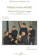 モーツァルト : セレナーデ 第11番 変ホ長調 K.375