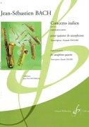 バッハ : イタリア協奏曲
