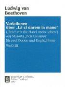 ベートーベン : 「ドン・ジョヴァンニ」の「お手をどうぞ」の主題による変奏曲 ハ長調 WoO.28