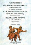 ファルカス : 17世紀のハンガリーの古典舞曲