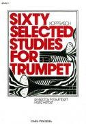 コープラシュ : 60の練習曲 第2巻