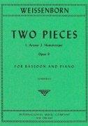 ワイセンボーン : 2つの小品 Op.9