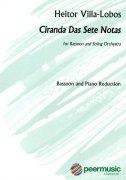 ヴィラ-ロボス : ファゴットと弦楽合奏のための7つの音のロンド