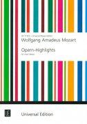 モーツァルト : 26の二重奏曲〜オペラハイライト