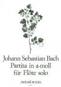 バッハ : パルティータ イ短調 BWV1013