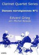 グリーグ : ノーヴェルジンの踊り 第1楽章