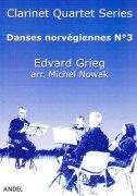 グリーグ : ノーヴェルジンの踊り 第3楽章