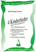ローレンツ : 4つの英国児童唱歌