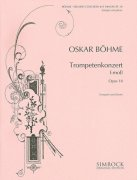 ベーメ : トランペット協奏曲 ヘ短調 作品18