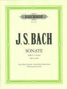 バッハ : オーボエソナタ ト短調 BWV1030
