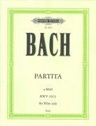 バッハ : パルティータ BWV1013