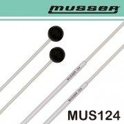 マッサー : ツーステップマレット ブラック・フェノリック MUS124