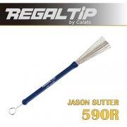 リーガルティップ : ワイヤーブラシ Jason Sutterモデル 590R