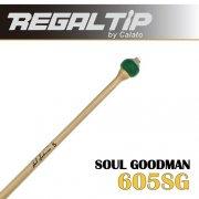 リーガルティップ : ソウルグッドマン ティンパニマレット 605SG