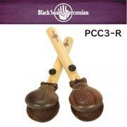 ブラックスワンプ : プロフェッショナル コンサートカスタネット PCC3-R