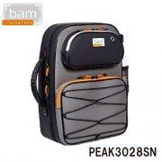 バム : ピーク B♭・Aクラリネット用 バックパック(ダブル) PEAK3028SN