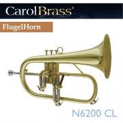キャロルブラス : フリューゲルホルン N6200  ラッカー仕上げ