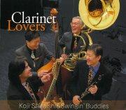 CD Koji Shiraishi&Swingin´Buddies : Clarinet Lovers