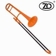 ゼット・オー : テナートロンボーン ( プラスチック製 ) オレンジ