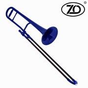 ゼット・オー : テナートロンボーン ( プラスチック製 ) ダークブルー