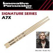 イノベイティブ・パーカッション : シグネチャー シリーズ ブルックス・ワッカーマン A7X