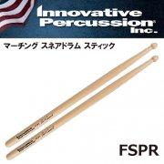 イノベイティブ・パーカッション : マーチング スネアドラム スティック FSPR ポール・レニックモデル