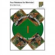エリック・サミュ : ローテーション 1(マリンバソロ) マリンバ・プロダクションズ出版