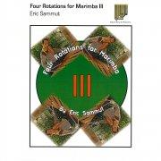 エリック・サミュ : ローテーション 3(マリンバソロ) マリンバ・プロダクションズ出版