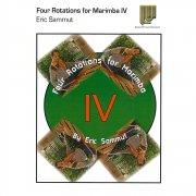 エリック・サミュ : ローテーション 4(マリンバソロ) マリンバ・プロダクションズ出版