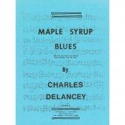 チャールズ・デランシー : メイプルシロップブルース(シロフォン、マリンバ) トライ出版